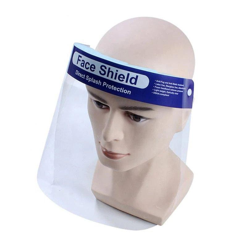 TGR - Face Shield Anti-droplets Transparent Protective Cover