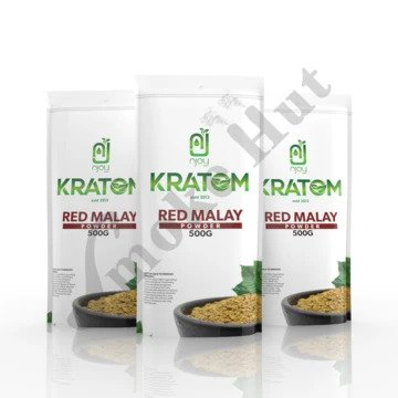 Njoy Kratom - Kratom Powder Tea Red Malay 500gm For Sale