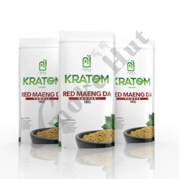 Njoy Kratom - Kratom Powder Tea Red Maeng Da 1Kg For Sale