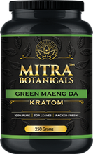 Load image into Gallery viewer, Mitra Botanicals - Kratom Powder Tea Green Maeng Da For Sale