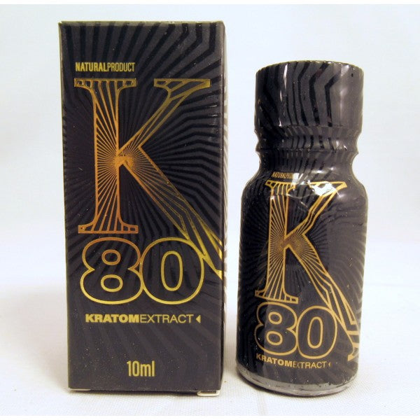 K 80 Kratom Liquid Extract K shot
