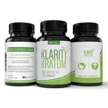 Load image into Gallery viewer, Klarity Kratom - Kratom Capsule Maeng Da For Sale