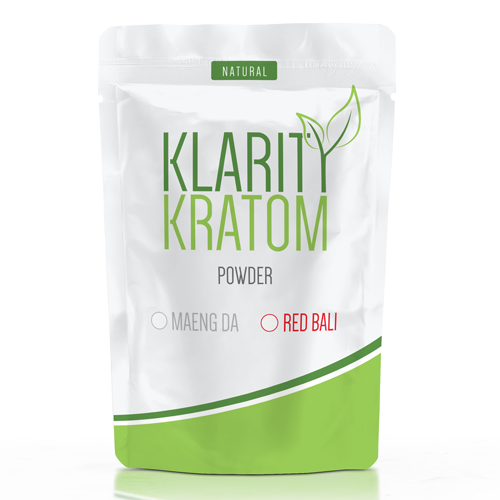 Klarity - Kratom Powder Maeng Da 0.5lb