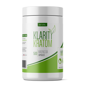 Klarity Kratom - Kratom Capsule Maeng Da For Sale