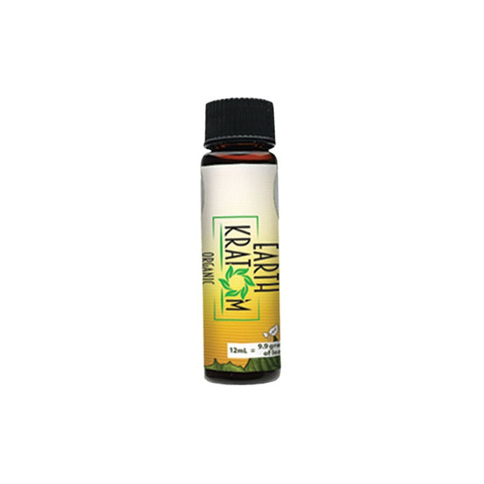 Earth Kratom - Liquid Extract 12ml