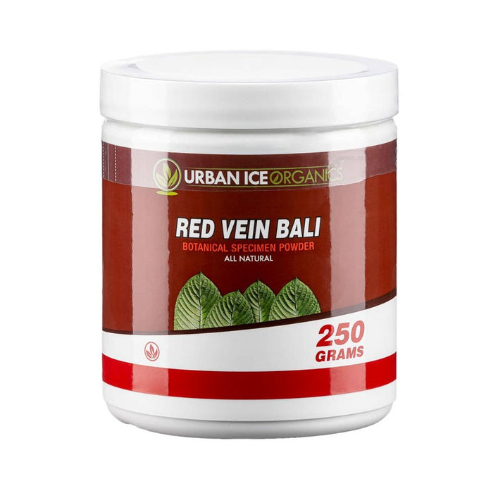 Urban Ice Organics - Kratom Powder Red Vein Bali 250gm