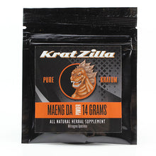 Load image into Gallery viewer, Krat Zilla - Kratom Powder Maeng Da