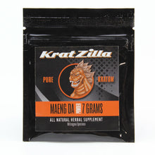 Load image into Gallery viewer, Krat Zilla - Kratom Powder Tea Maeng Da For Sale