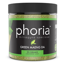 Load image into Gallery viewer, Phoria - Kratom Powder Tea Green Maeng Da For Sale