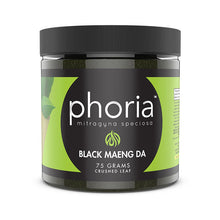 Load image into Gallery viewer, Phoria - Kratom Powder Tea Black Maeng Da For Sale