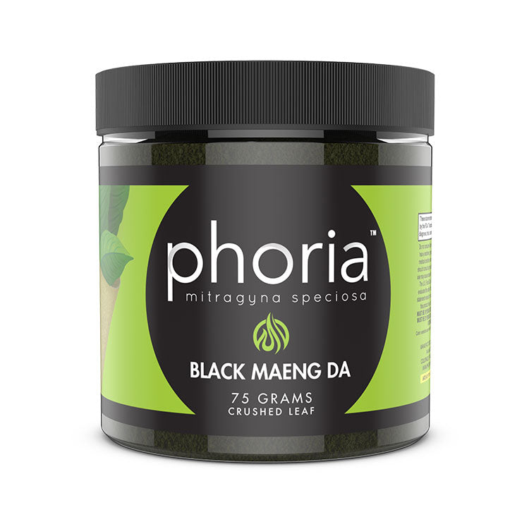 Phoria - Kratom Powder Tea Black Maeng Da For Sale