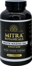 Load image into Gallery viewer, Mitra Botanicals - Kratom Capsule White Maeng Da For Sale