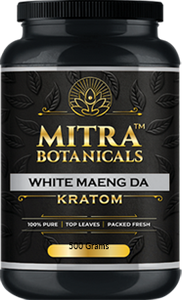 Mitra Botanicals - Kratom Powder Tea White Maeng Da For Sale