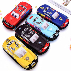 Creative 3D Silcon Pencil Box Case for Boys and Girls Gift Anti-Shock Waterproof Large Capacity Multi-Compartment