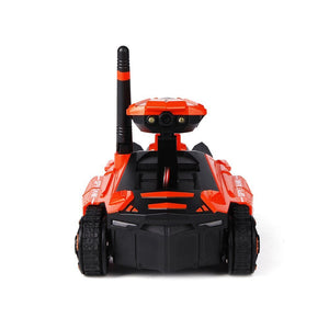 Camera RC Car App Remote Control Tank RC Robot Tank RC Car Toy Phone Controlled Robot