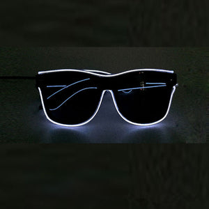 Festival Party Glow Sunglasses Novelty Gift Party Supplies