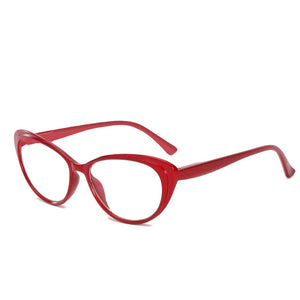 Classcial Cat Eyes Reading Glasses Clear Lens Presbyopia Spectacles Eyewear Glasses