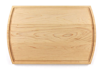 Large Maple Wood Cutting Board - 10.5