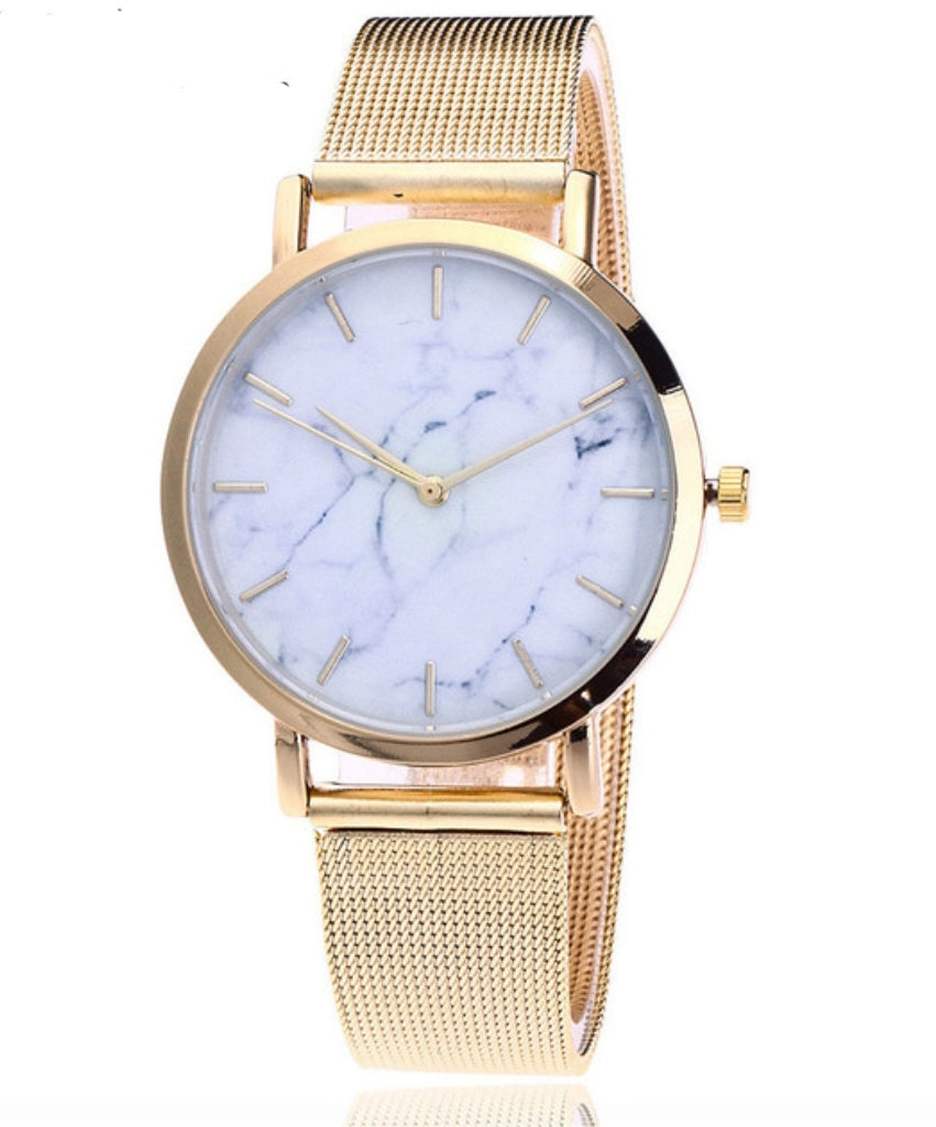 Creative Marble Wrist Watch - Jeybeauty