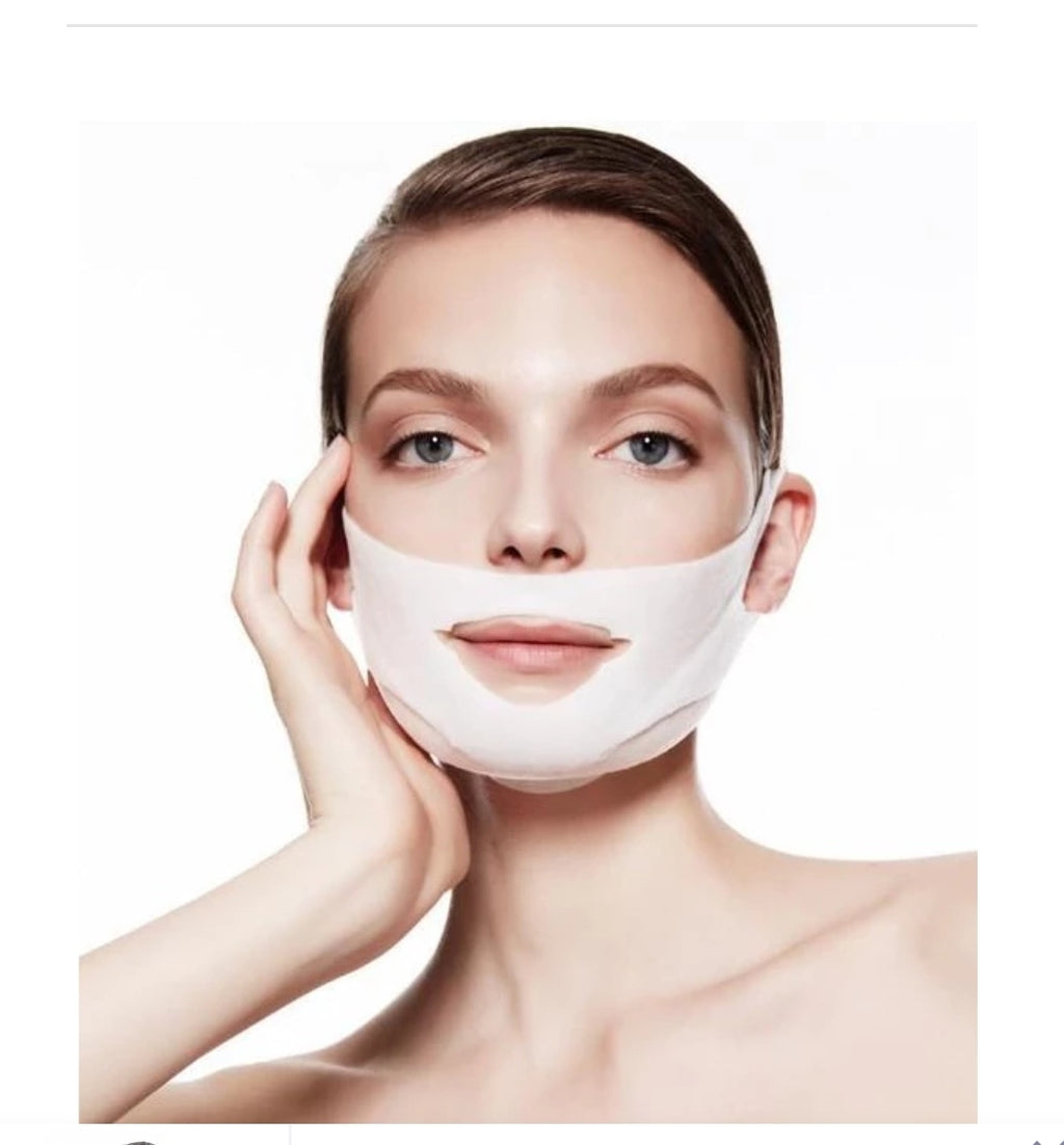 4D V Face Shape Firming Mask - Jeybeauty