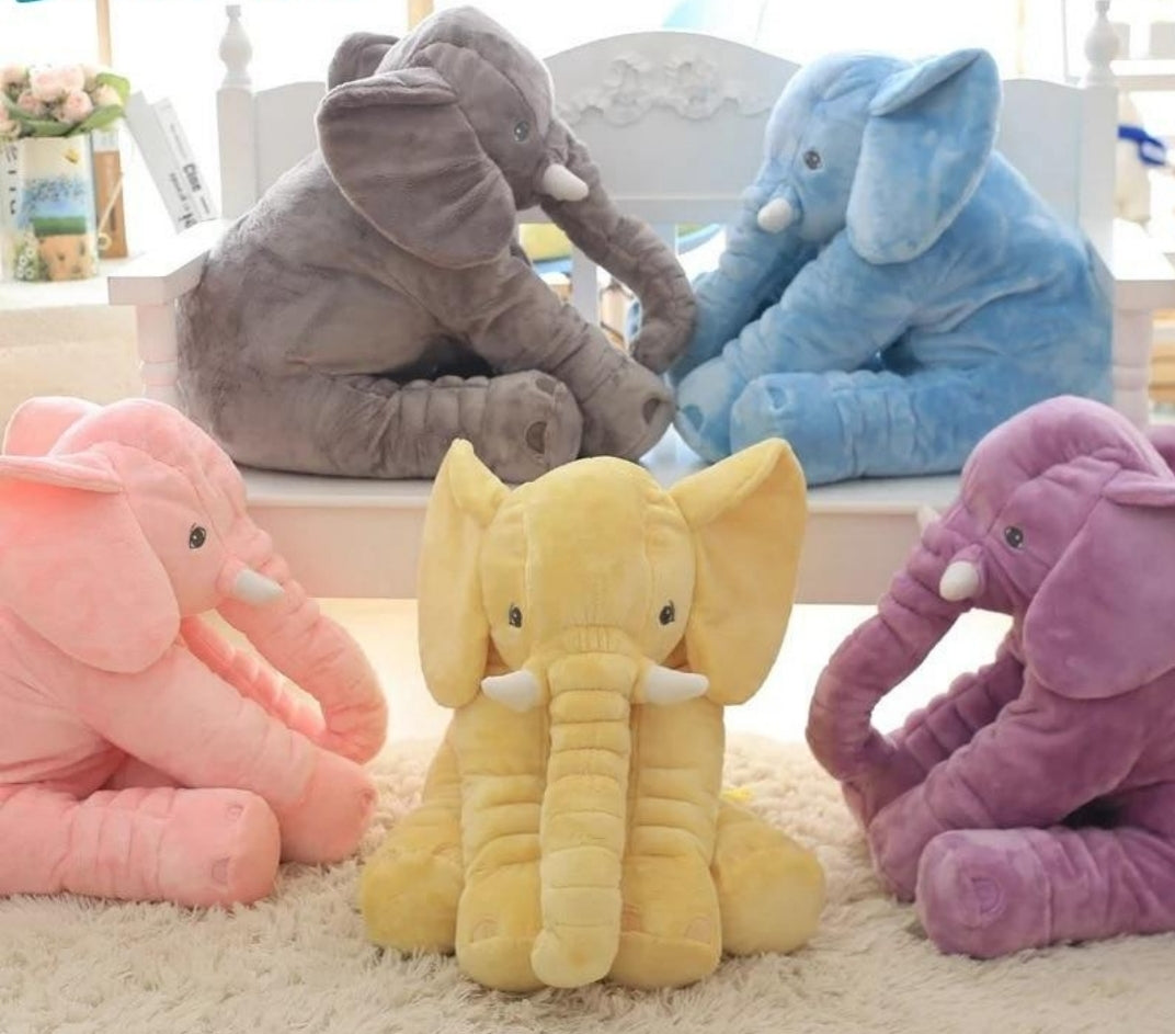 Plush Elephant Doll Kids - Jeybeauty