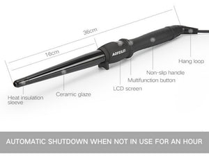 professional Hair Curling Iron - Jeybeauty