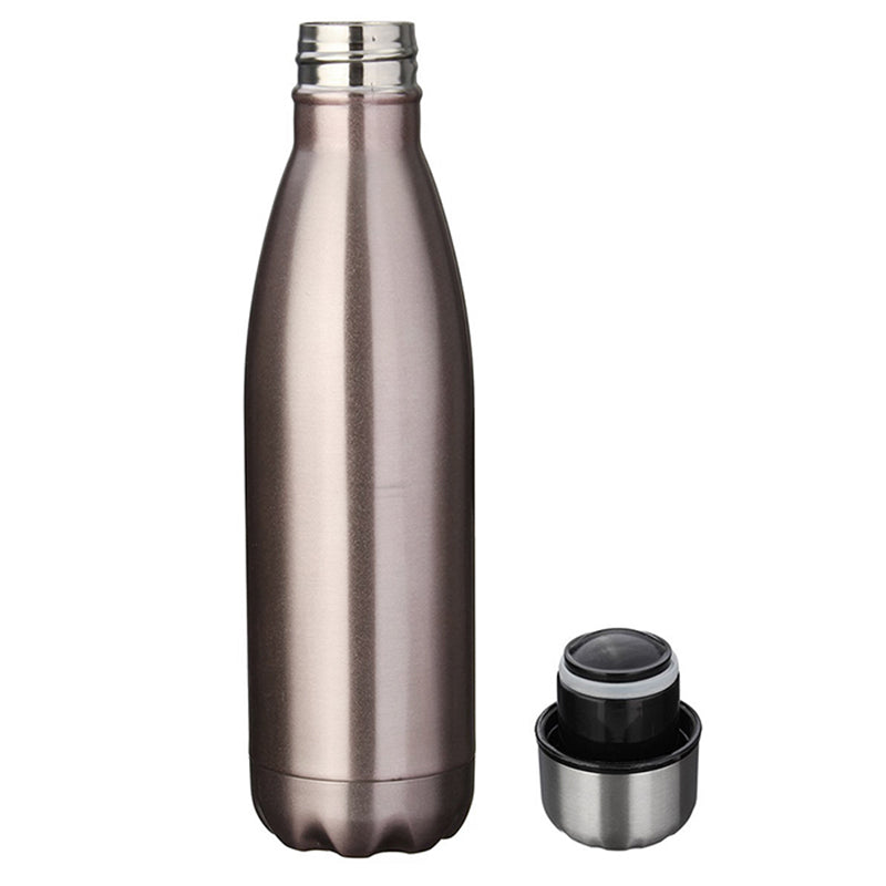 Thermos 500ml Stainless Steel Insulated Drink Bottle - Jeybeauty