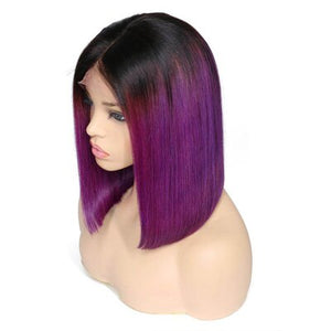 Brazilian Deep Part Ombre Bob Wig - Jeybeauty