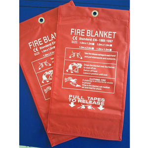Emergency Fire Blanket - Jeybeauty