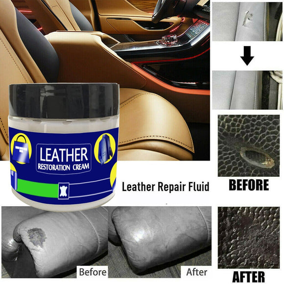 Multifunctional Leather Restoration Cream - Jeybeauty