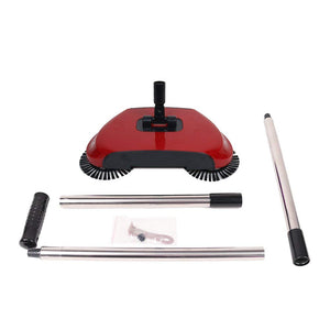 Electricity 360 Degree Rotating,Automatic Sweeper - Jeybeauty