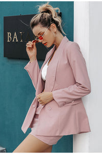 Elegant Chic office ladies blazer set suits - Jeybeauty