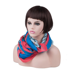 New High-end luxury Female Realistic Mannequin Head - Jeybeauty