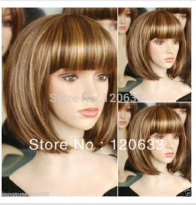 Natural Short Straight Man New HOT wigs - Jeybeauty