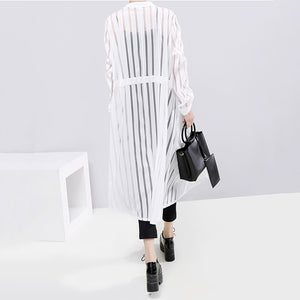 Hollow Out Drawstring Dress - Jeybeauty