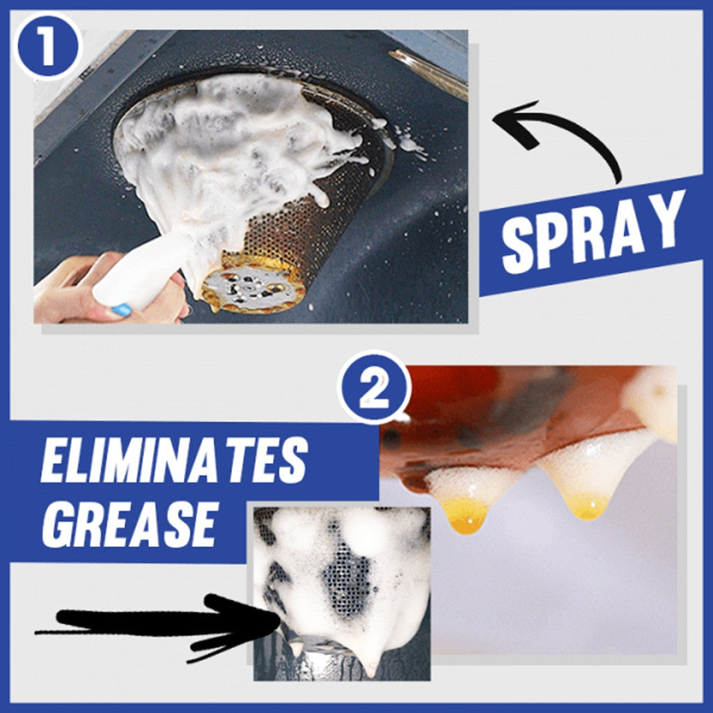 Multi-functional Kitchen Grease Cleaner - Jeybeauty