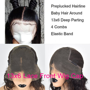 Ombre Wig Loose Wave Lace Front Wigs