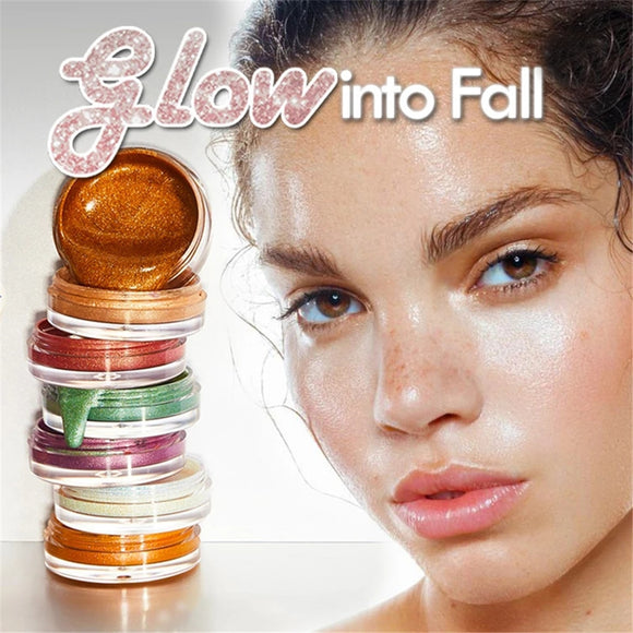 GLOW INTO FALL SLIMY HIGHLIGHTER - Jeybeauty