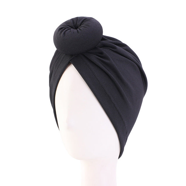 New Bow Knot Turban Headwrap - Jeybeauty