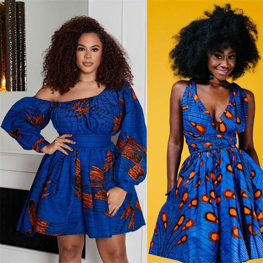 Sweetheart Robe Africaine