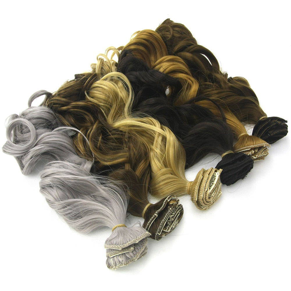 Ombre Hair Extension Full Head Hairpiece - Jeybeauty