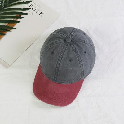 Washed Blank Vintage Fight color Baseball Caps - Jeybeauty