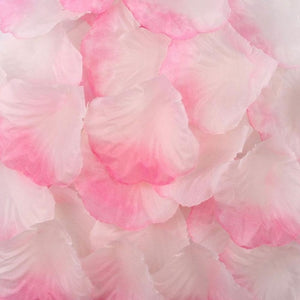 Silk Rose Petals Table Artificial Flowers Wedding Party - Jeybeauty