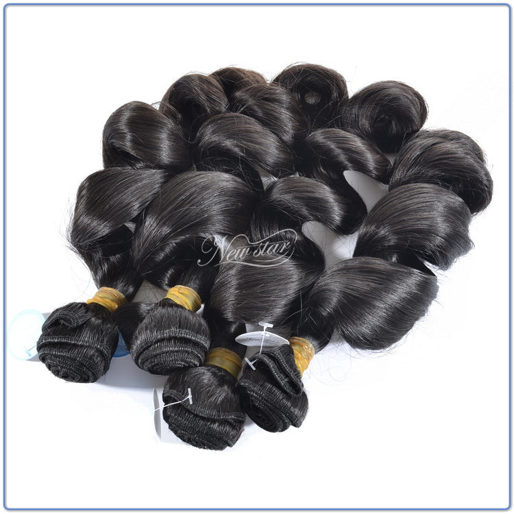 Loose Wave Virgin Hair Unprocessed Cuticle Aligned Raw Hair - Jeybeauty