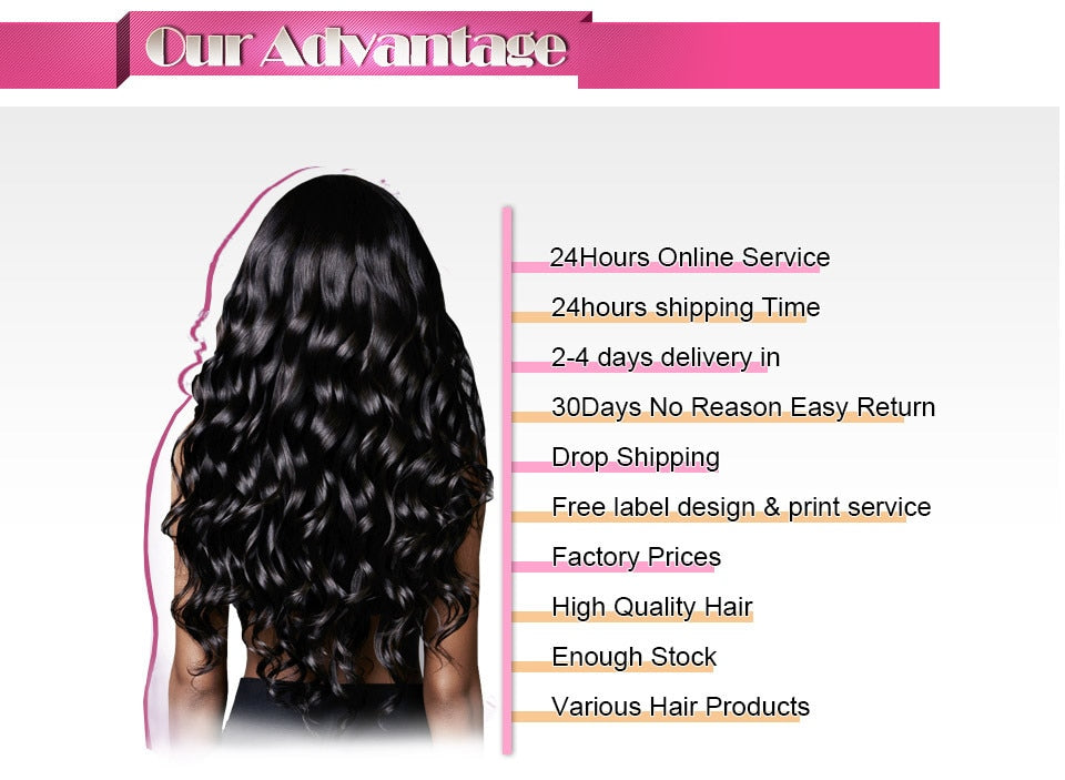Kinky Curly Human Hair 1Pc 100% Natural Color Hair WeaveNon Remy Hair - Jeybeauty