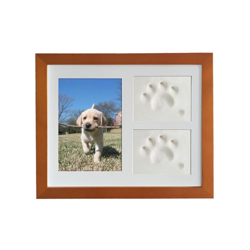 Lovely pet baby foot footprints - Jeybeauty