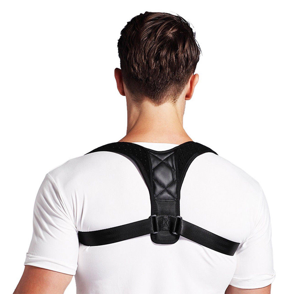 New Posture Corrector (Adjustable to Multiple Body Sizes) - Jeybeauty