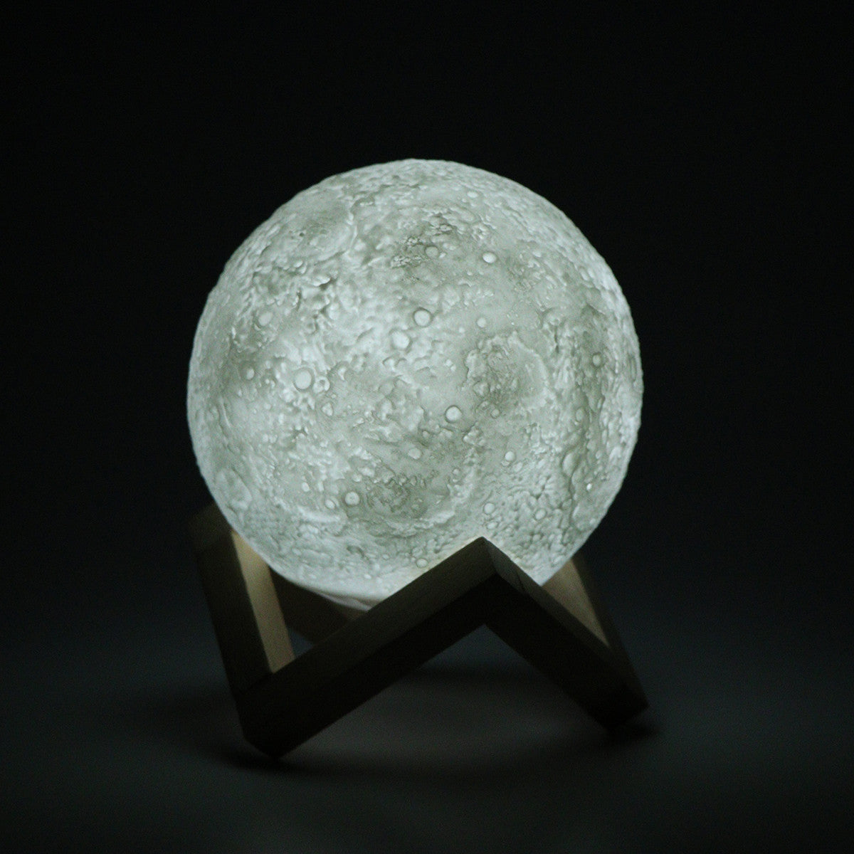 3D Magical Moon LED Night Light - Jeybeauty