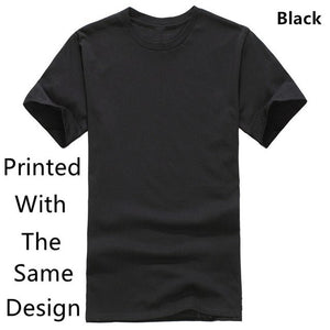 Trust God  O-Neck Short Sleeve T Shirts - Jeybeauty