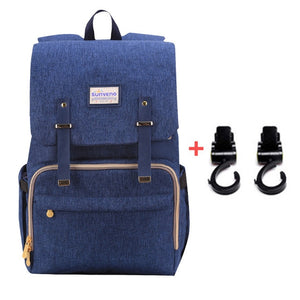 Backpack Large Capacity Baby Bag  Bag for Baby Care - Jeybeauty